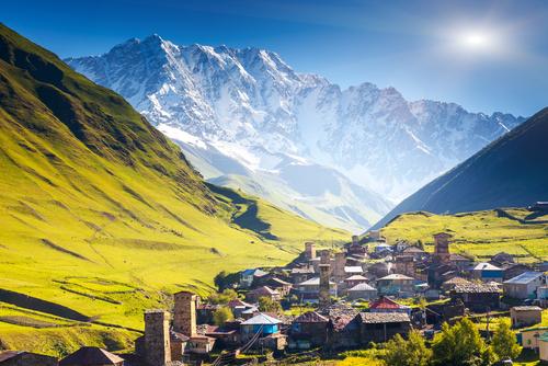 Spotlight on Svaneti