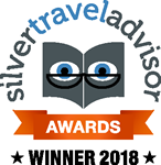 Silver Travel Advisor - Awards Winner 2018