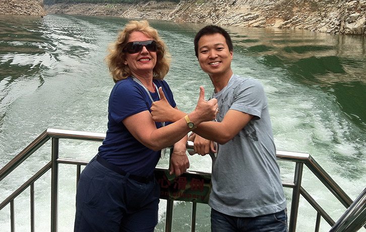 Watch Why Travel with Wendy Wu Tours Video