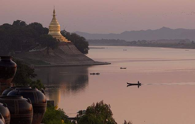 Day 10 Irrawaddy Gorge
