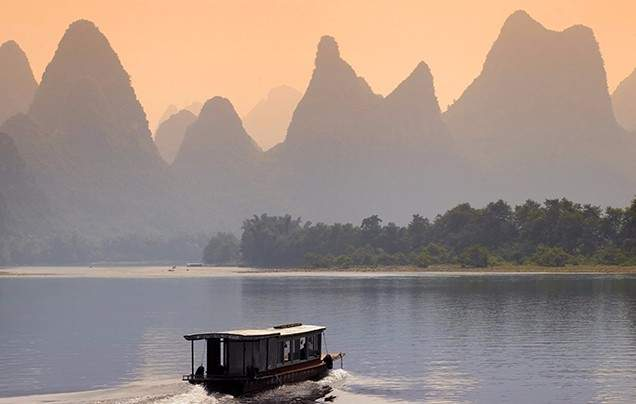 Day 1 Li River Cruise