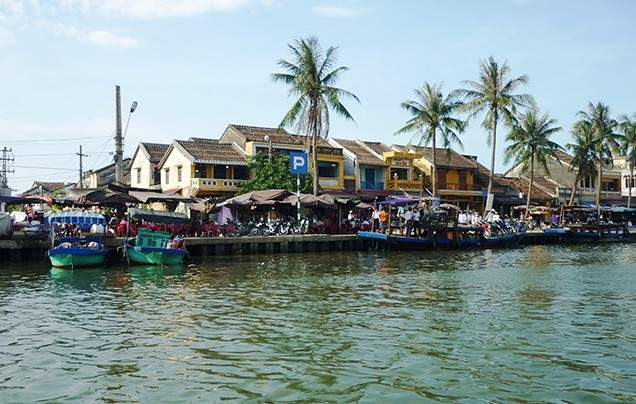 Day 10 Walking tour of Hoi An