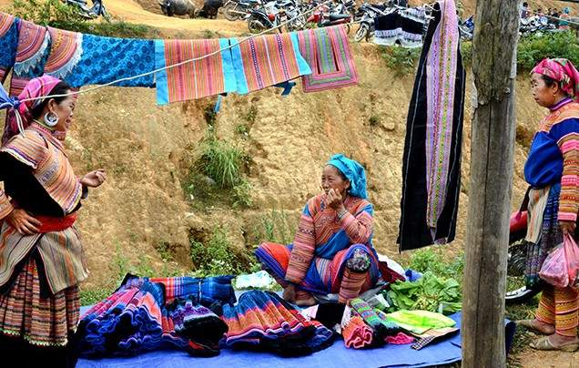 Day 5 Sapa Minority Villages
