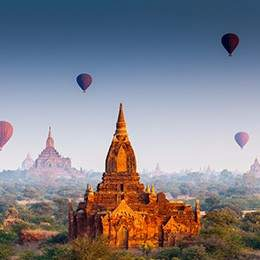 Hidden Treasures of Burma