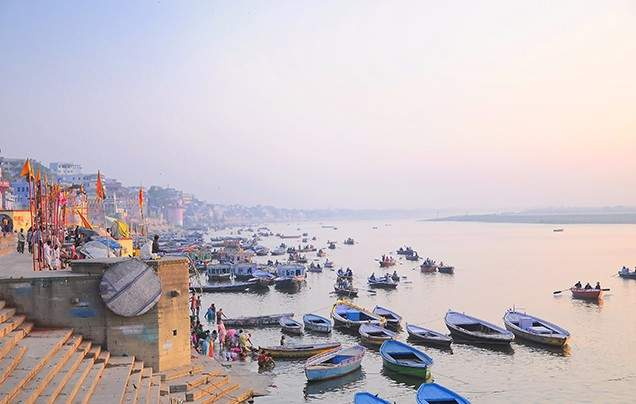 Day 7 River Ganges