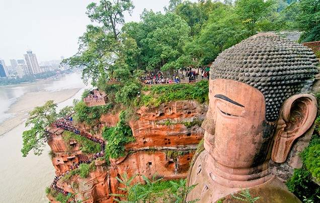 Day 18 Leshan Grand Buddha