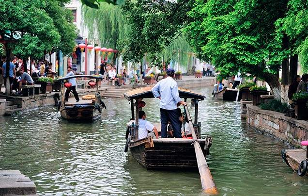 Day 3 Zhujiajiao day tour
