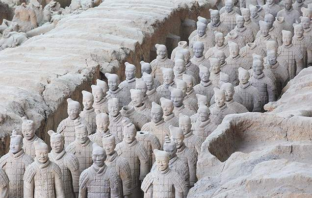 Day 5 Terracotta Warriors