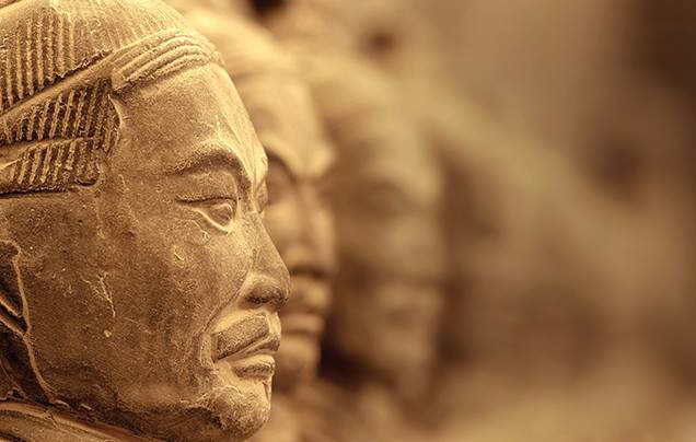 Days 14 Terracotta Warriors