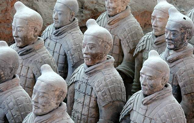DAY 11 TERRACOTTA WARRIORS