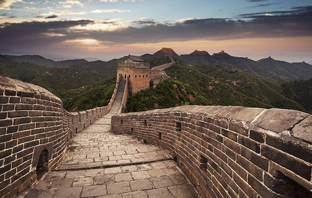 DAY 17: THE GREAT WALL