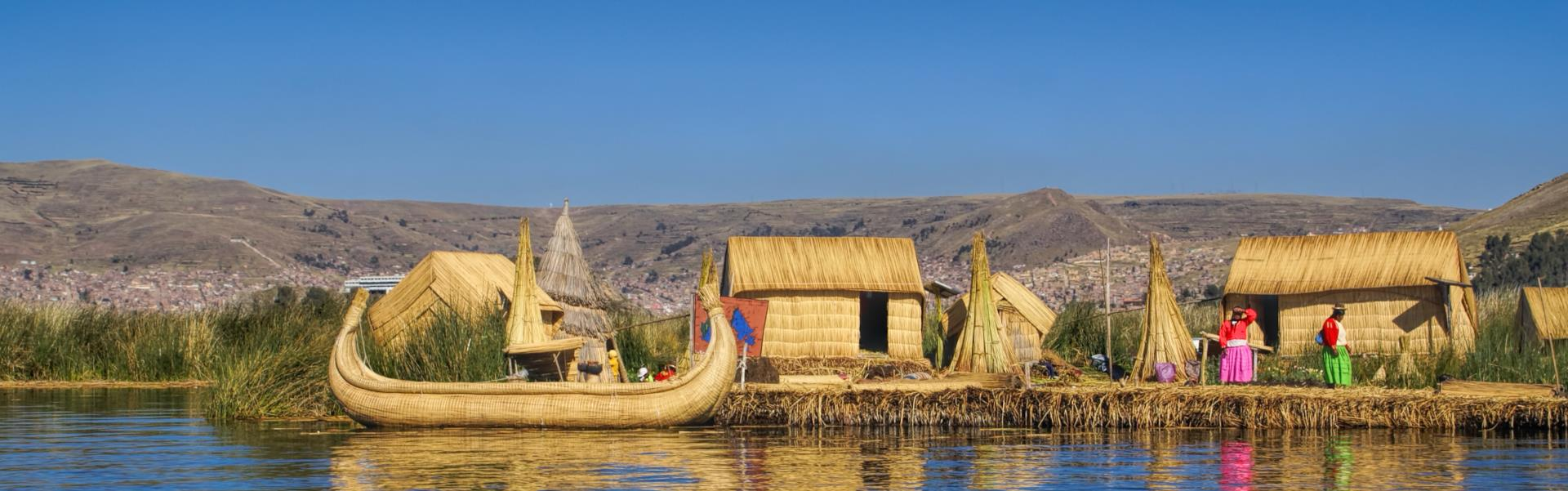 Lake Titicaca Holidays