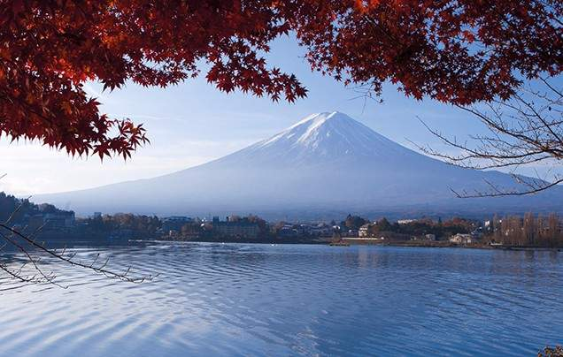 DAY 13 MAJESTIC MOUNT FUJI