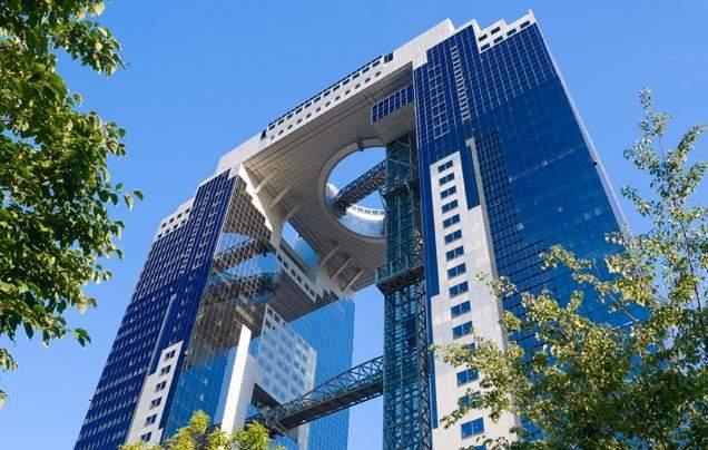 Day 11 Umeda Sky Building