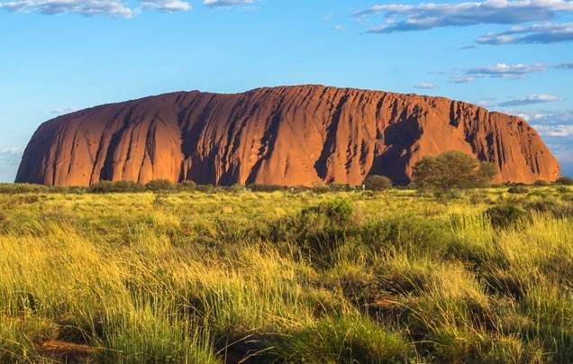 Day 14 Fly to Ayers Rock/Uluru