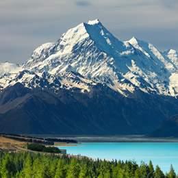 Grand Tour of New Zealand Tour