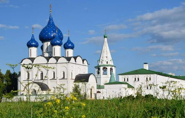 Day 9 Sights of Suzdal