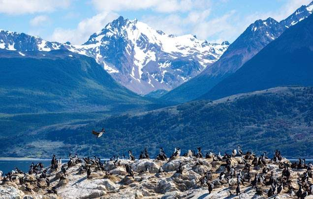 Day 12 Tierra del Fuego National Park
