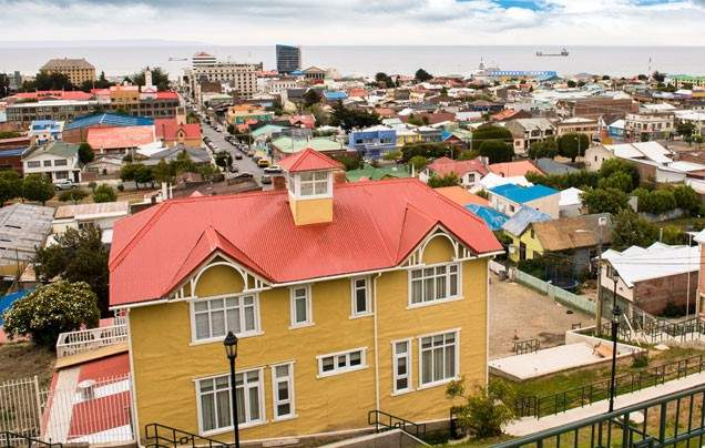 Day 7 Punta Arenas