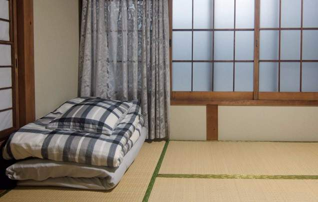 Day 5 Experience a Ryokan