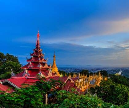 Burma Discovery Tour