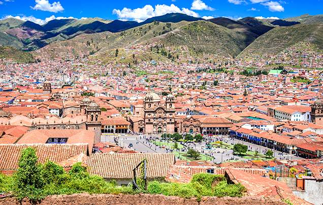 DAY 16: CUSCO AT LEISURE