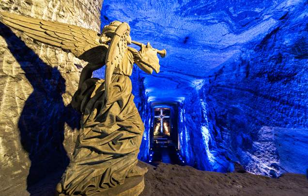 DAY 13: SALT CATHEDRAL