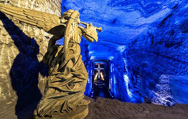 DAY 4: SALT CATHEDRAL