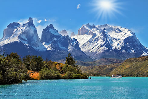 Chile: Top to Toe