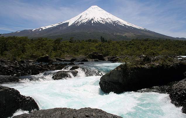 DAY 10: VOLCAN OSORNO