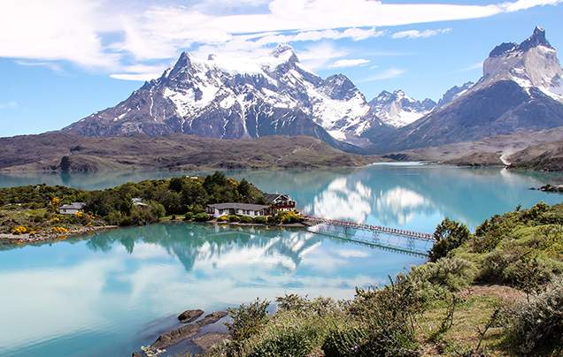 DAY 13: TORRES DEL PAINE NATIONAL PARK