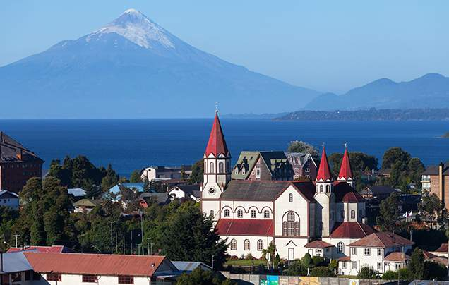 DAY 8: TRAVEL TO PUERTO VARAS