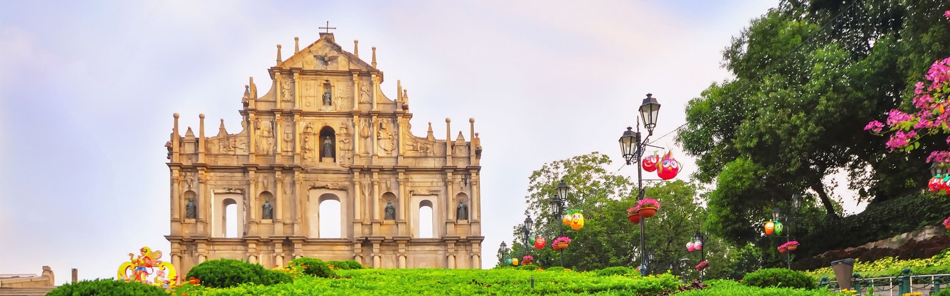 Macao Special Tour | Wendy Wu Tours