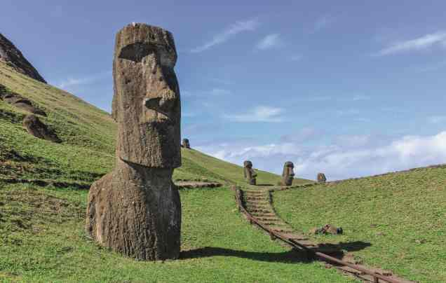 Days 2-3: Explore Easter Island