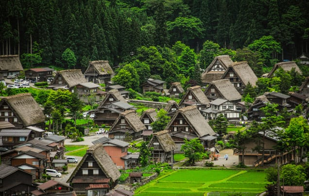 DAY 9 SHIRAKAWAGO