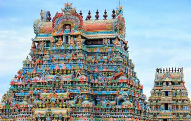 DAY 6: TRICHY'S TEMPLE