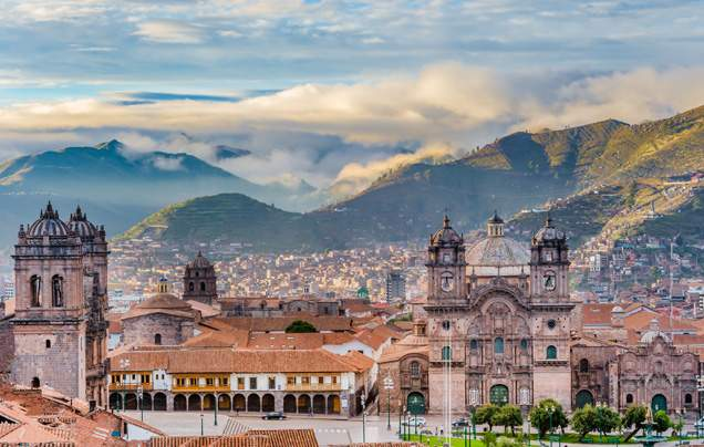 DAY 8: DISCOVER CUSCO