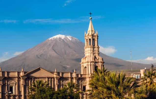 DAY 12: TRAVEL TO AREQUIPA