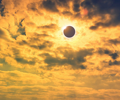 Telegraph - Total Eclipse with Dr Robin Catchpole tour