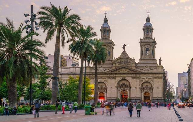 Day 11: Santiago Tour