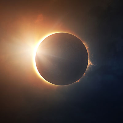 Witness a Total Solar Eclipse