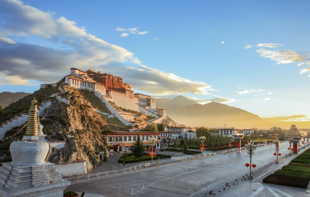 DAY 18: MYSTICAL LHASA