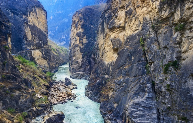 DAY 16: TIGER LEAPING GORGE