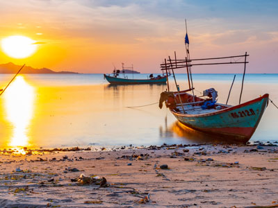 Mekong Cruise & Cambodia Beach Holiday Tour