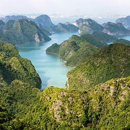 Discover Halong Bay Tour