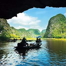 Halong Bay and Red River tour