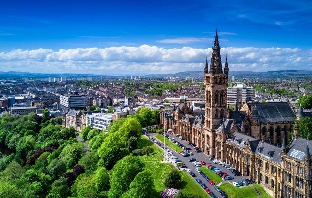 Day 10: Architecture of Charles Rennie Mackintosh in Glasgow