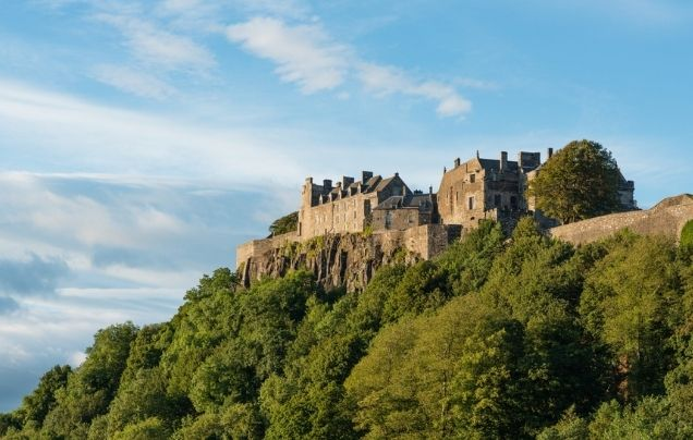 Day 4: Stirling Castle & Drive to Inverness