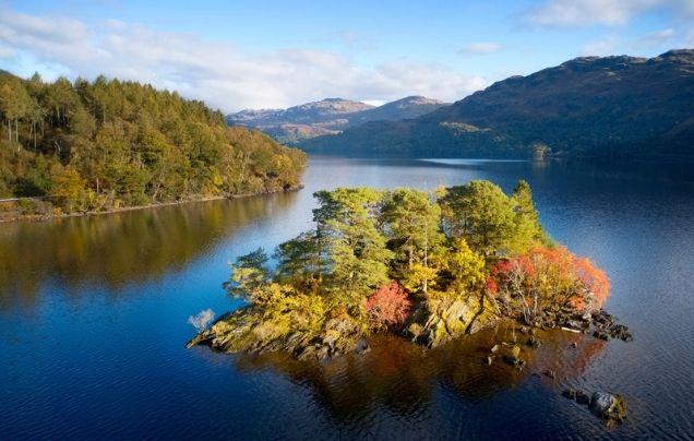 Day 9: Oban Town Tour & Loch Lomond Cruise