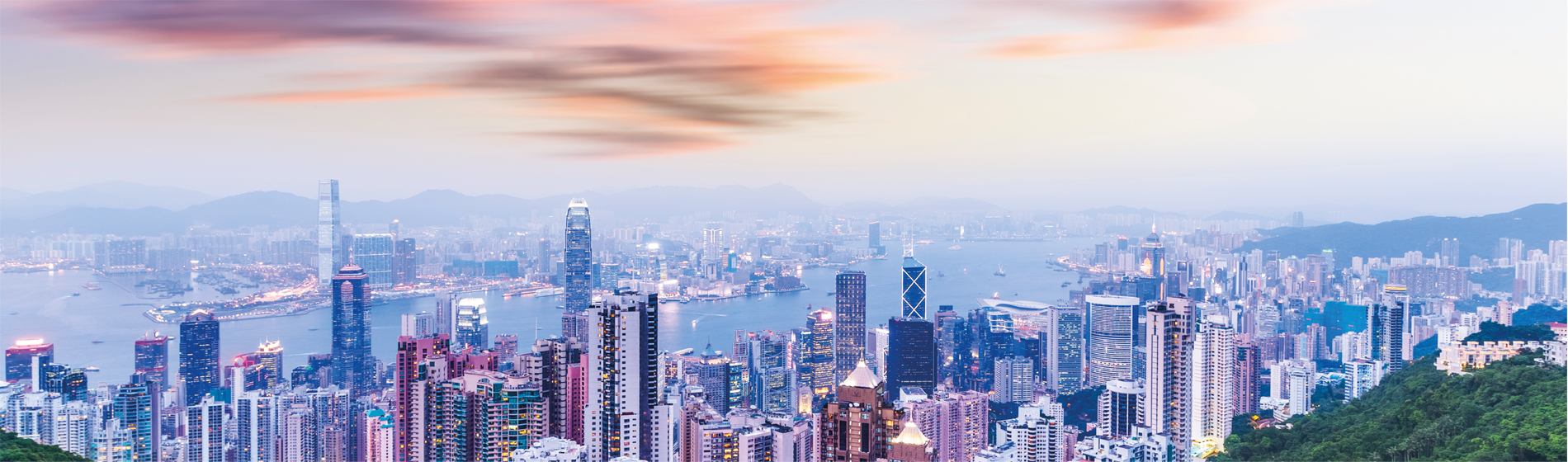 FREE Hong Kong City Break